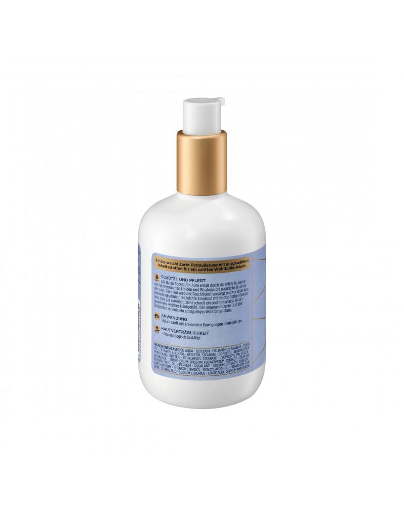 """Bodylotion """"Pure"""" Нежный лосьон с экстрактом хлопка, маслом оливы и маслом Ши, 325 мл"""