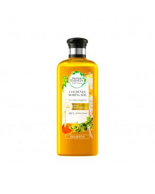 Shampoo Smooth Goldenes Moringaöl Шампунь для волос с маслом моринги для поврежденных волос, 250 мл