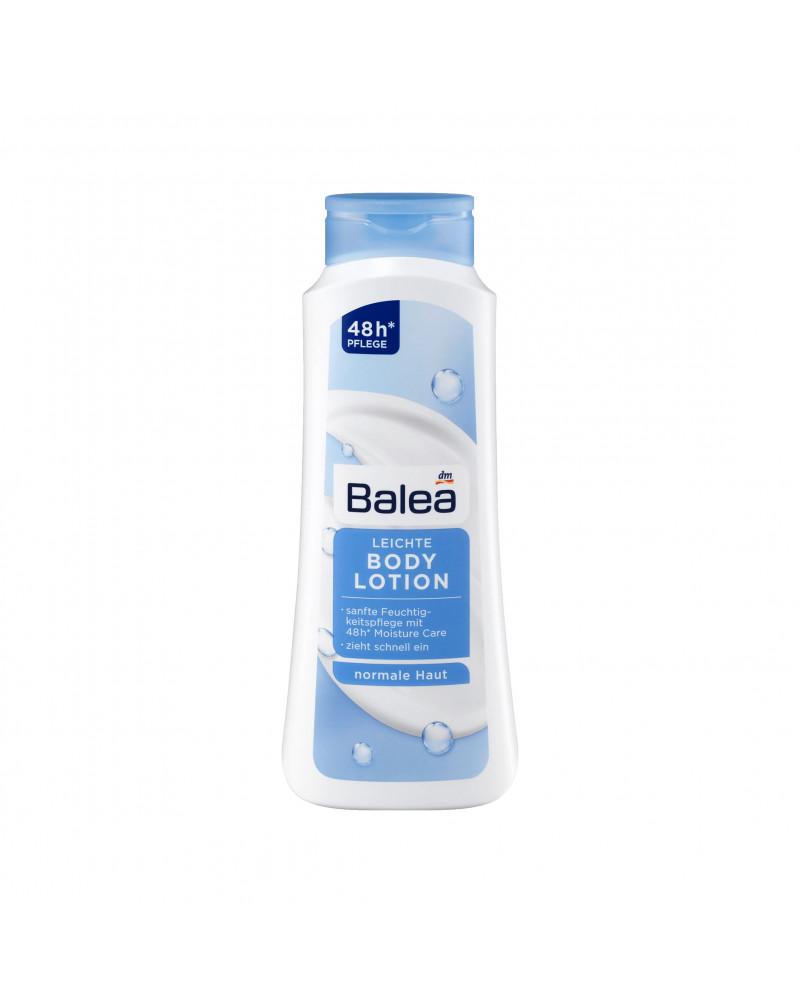 Balea Bodylotion leichte Лосьон для тела с маслом подсолнечника, 500 мл