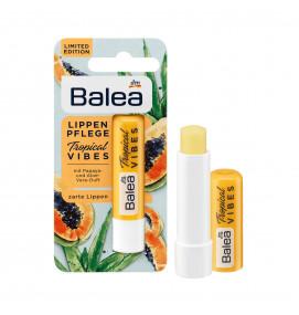 Lippenpflege Tropical Vibes Бальзам для губ с маслом ши, экстрактом моркови, с соевым и касторовым маслом, 1 шт.