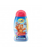 Dusche+Shampoo+Spülung 3in1 Erdbeer-Shake Шампунь, гель и кондиционер 3 в 1 с Провитамином В5, 250 мл