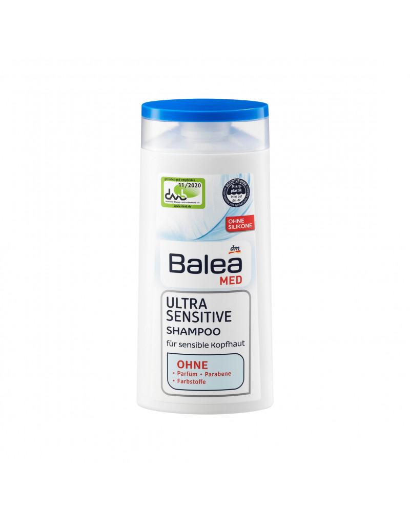 Shampoo Ultra Sensitive, Шампунь для чувствительной кожи головы, 250 мл