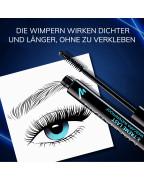 "Wimperntusche X-Treme Last Mascara waterproof Black 1010N Тушь водостойкая для ресниц ""Обьем и длина"", чёрная, 6 мл"