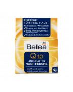 Nachtcreme Q10 Anti-Falten Ночной крем для лица с коэнзимом Q10 и Omega Complex, 50 мл