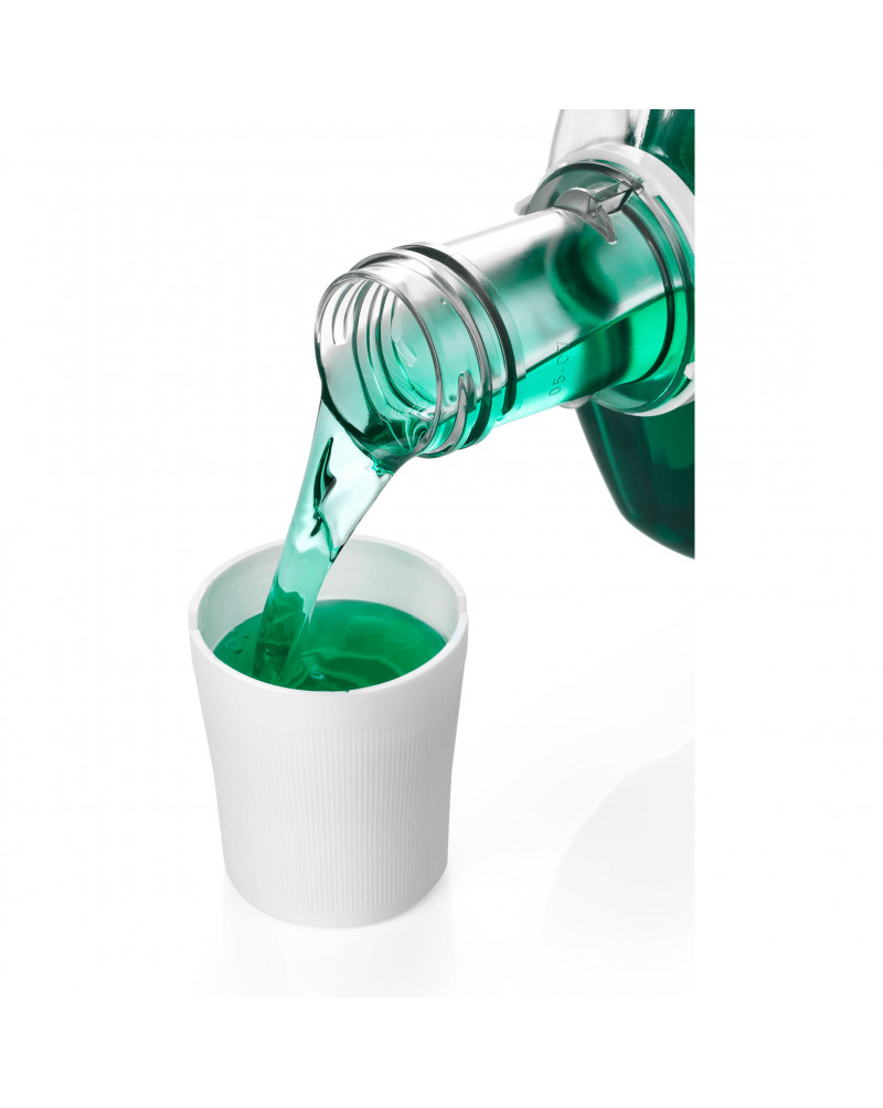 Mundspülung antibakterielle Mundhygiene Ополаскиватель для полости рта антибактериальный, защита эмали, 500 мл