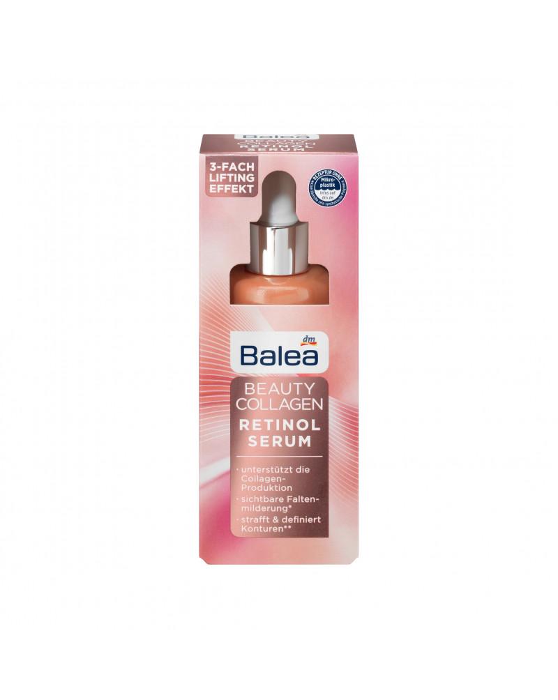 Beauty Collagen Retinol Serum Сыворотка- лифтинг для лица с коллагеном и ретинолом, 30 мл.