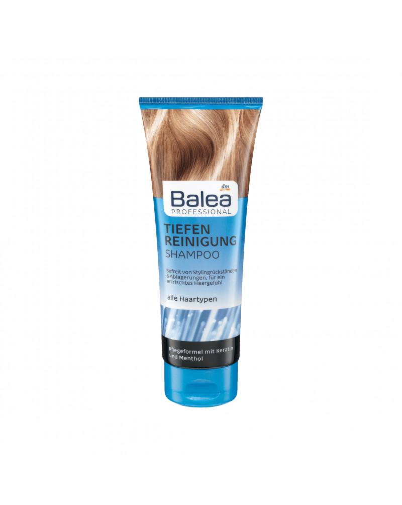 Shampoo Tiefenreinigung Шампунь для глубокого очищения волос с протеинами кукурузы и пшеницы, 250 мл