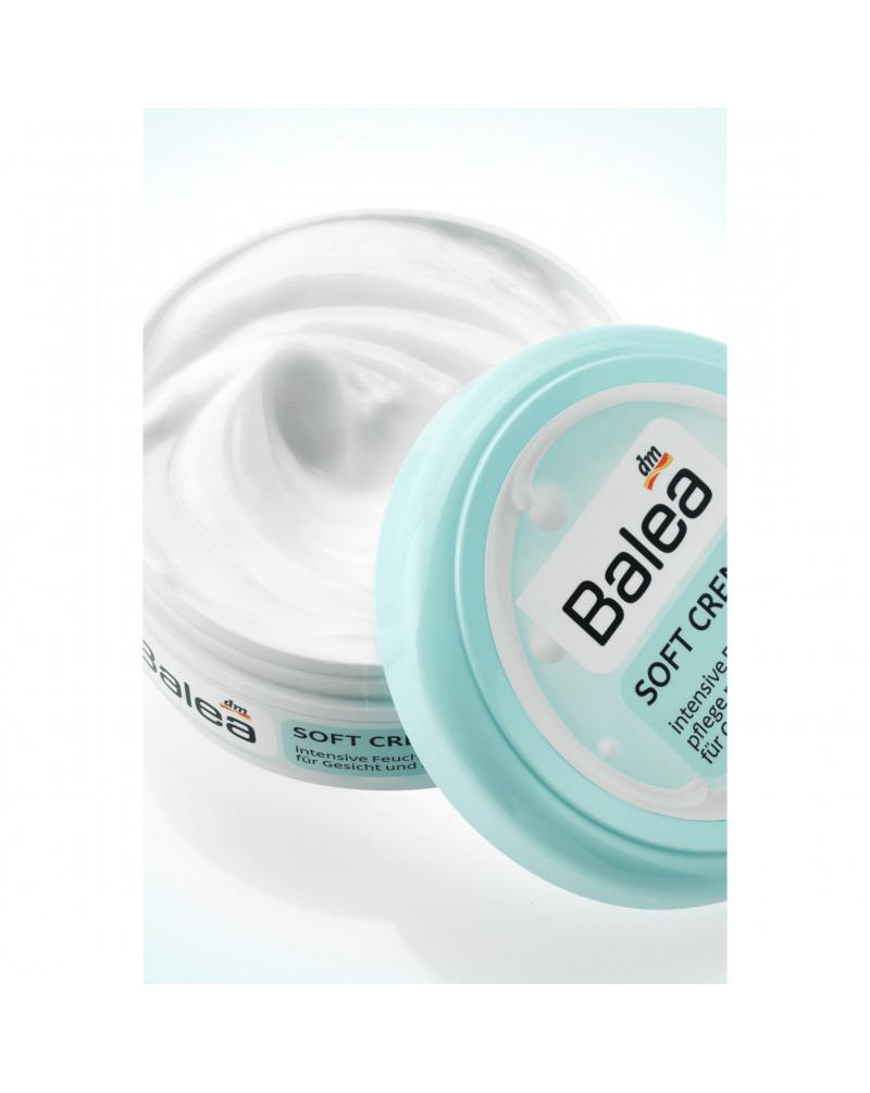 Pflegecreme Soft Creme  Нежный Крем для лица и тела с маслом Ши, 250 мл