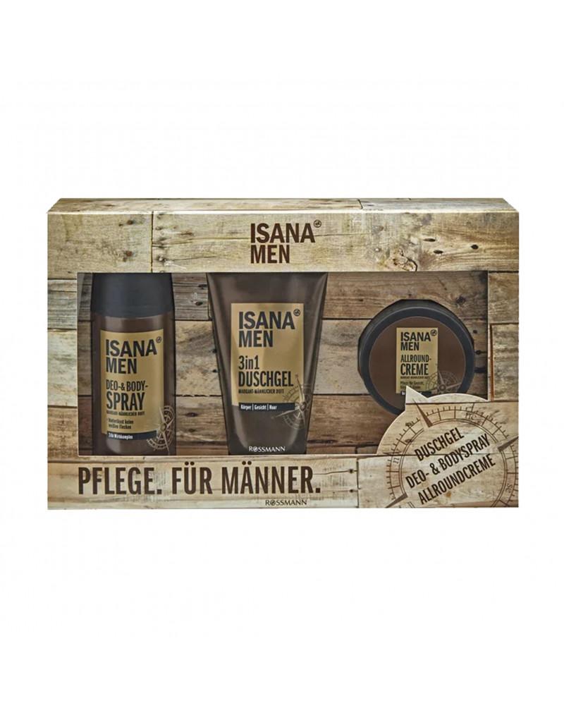 Geschenkset Fur Manner Подарочный набор для лица и тела с шипровым ароматом, 1шт.