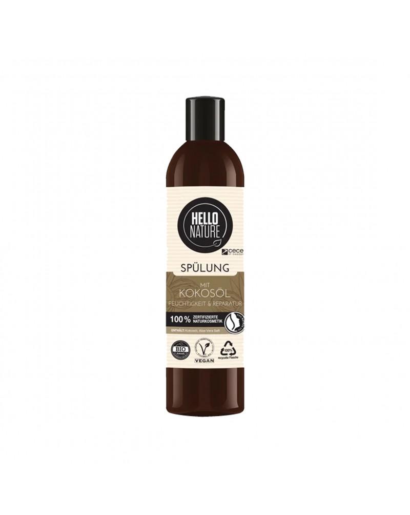 Kokosöl Spülung Feuchtigkeit & Reparatur Увлажняющий и восстанавливающий кондиционер для волос с кокосовым маслом, 300 мл