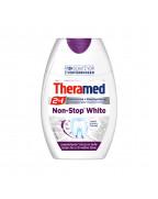 2in1 Non-Stop White Зубная паста отбеливающая, антибактериальная, с фтором,75 мл