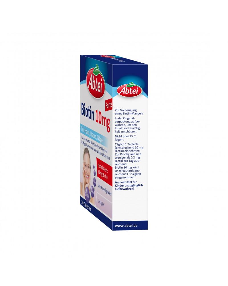 Abtei Biotin Tabletten Tabletten Биотин, 30 таб.