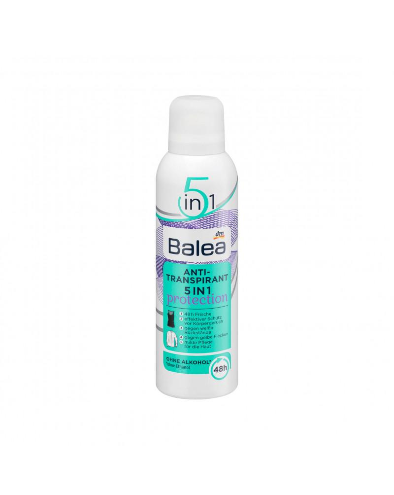 "Deo Spray Antitranspirant 5in1 Protection Дезодорант-антиперспирант ""Невидимая защита"", 200 мл"