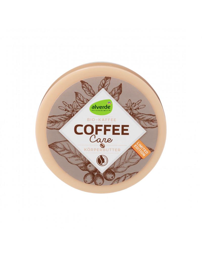 Körperbutter Coffee Care Крем для тела с маслом кофе и  маслом ши, для сухой кожи, 200 мл