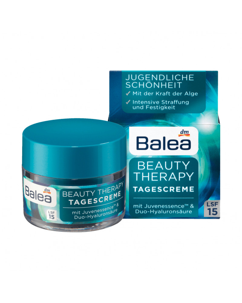 Beauty Therapy Tagespflege LSF 15 Дневной крем-лифтинг с дуо-гиалуроновой кислотой и  Уф-защитой SPF 15, 50 мл