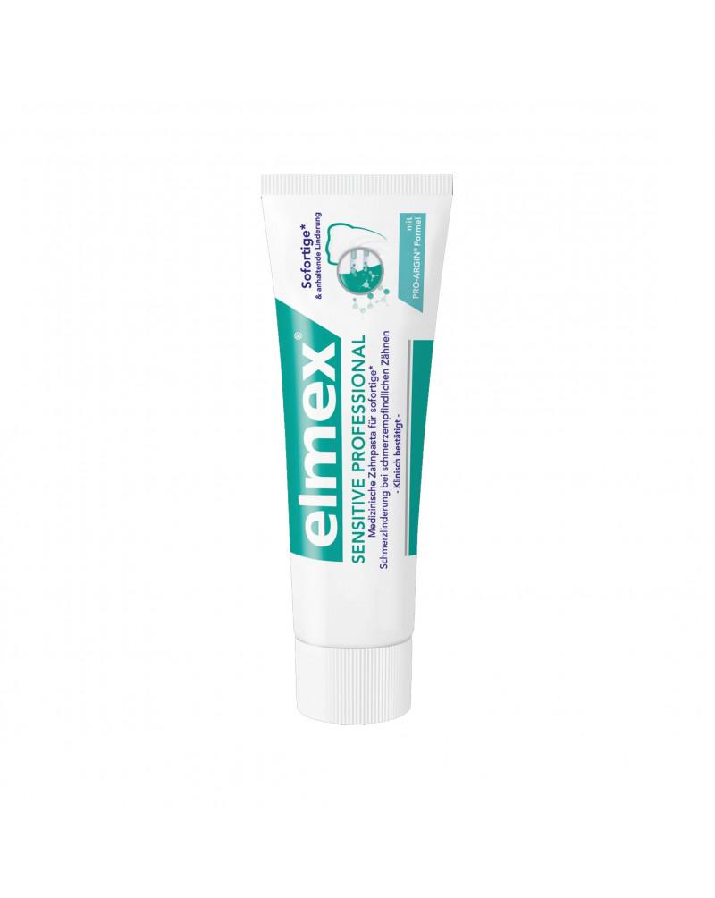 Zahnpasta sensitive professional Профессиональная зубная паста для чувствительных зубов, 75 мл.