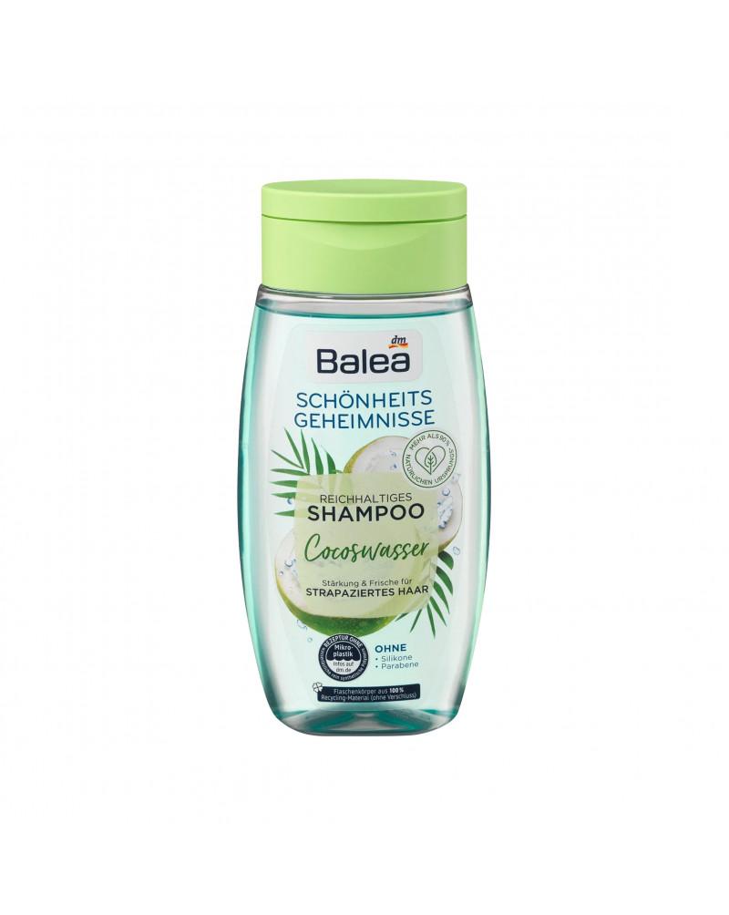 Schönheitsgeheimnisse Shampoo Cocoswasser Шампунь для волос с кокосовой водой, 250 мл