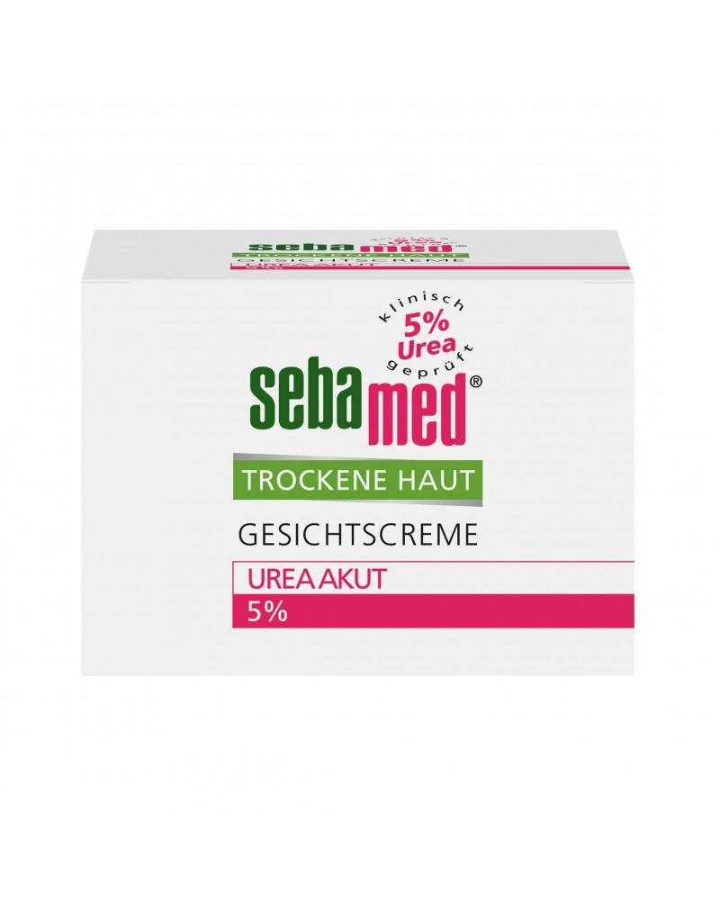 Tagescreme Trockene Haut Urea Akut Дневной крем для сухой кожи с мочевиной, 50 мл.