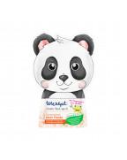 Schaumbad Panda Средство для купания с миндальными протеинами и ароматом апельсина, 40 мл