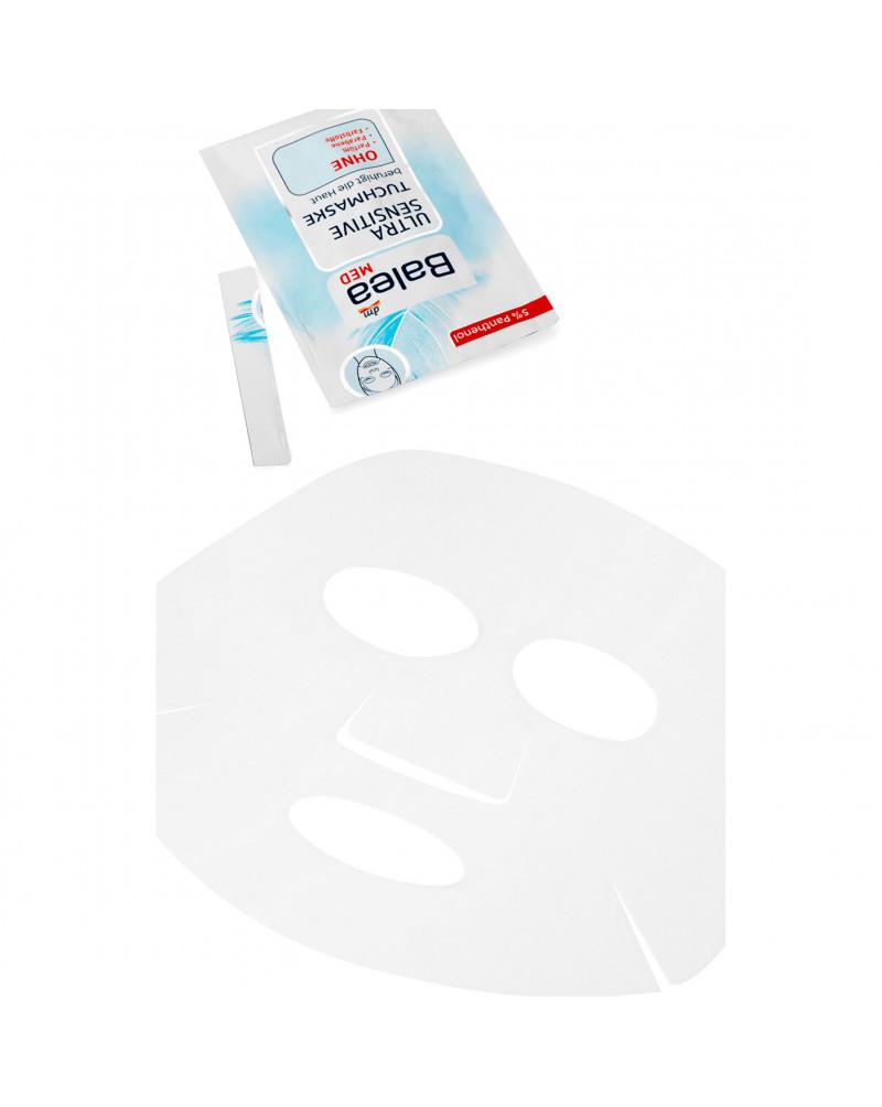 Ultra Sensitive Tuchmaske Маска тканевая для чувствительной кожи лица, 5% пантенола, 1 шт.