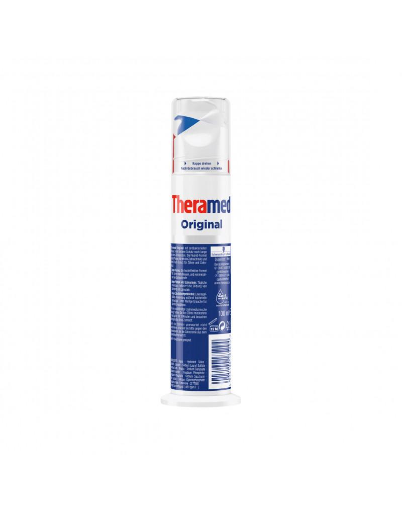 Zahnpasta Original Spender Зубная паста защита эмали и отбеливание, 100 мл