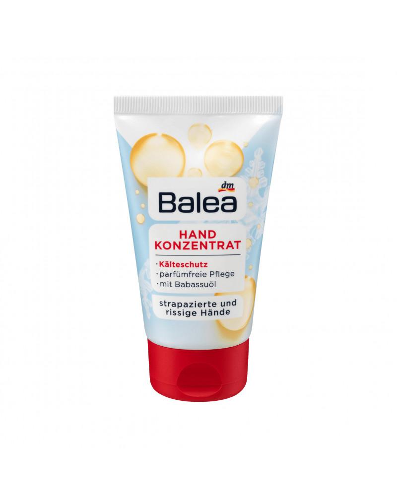 Handcreme Handkonzentrat Крем-концентрат для рук с масло бабассу и маслом Ши, 50 мл