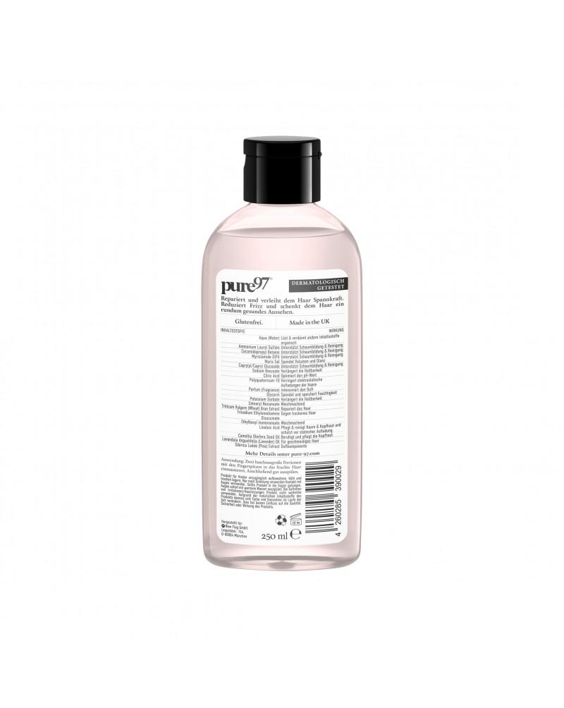 Shampoo Lavendel & Pinienbalsam  Шампунь для поврежденных волос с лавандовым и сосновым бальзамом, 250 мл