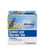 Arznei-Tee, Schlaf und Nerven Tee Лечебный чай, чай для сна и нервов (12 x 1,5 гр), 18 гр.