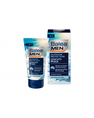 Gesichtspflege Outdoor Protection  Крем для лица защитный с маслом ши и пантенолом, c SPF15, 75 мл