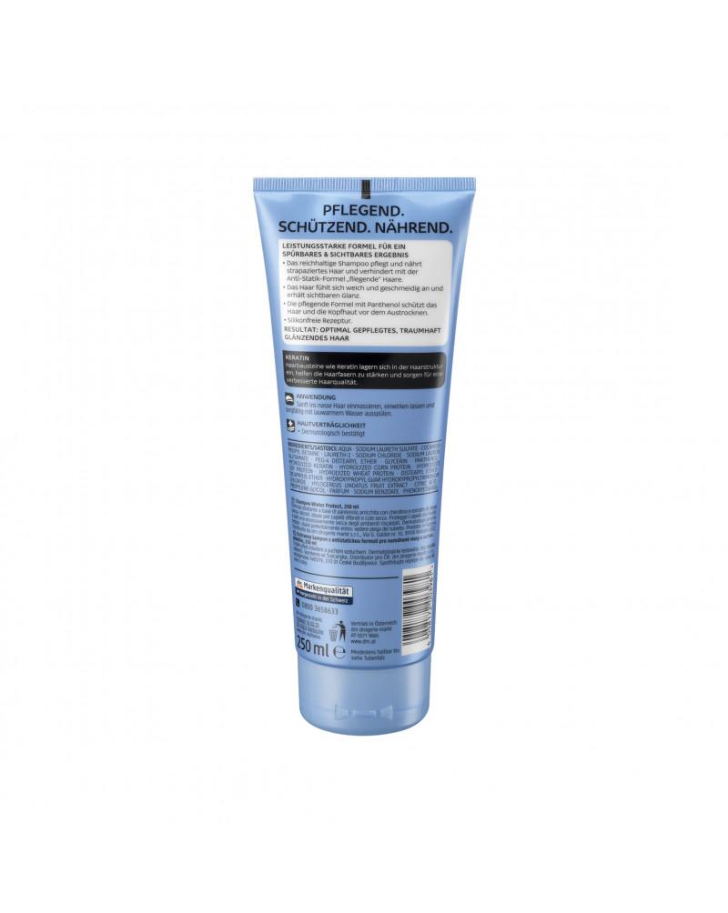 Shampoo Winter Protect Шампунь защитный для волос с кератином и экстрактом гилоцереуса волнистого, 250 мл