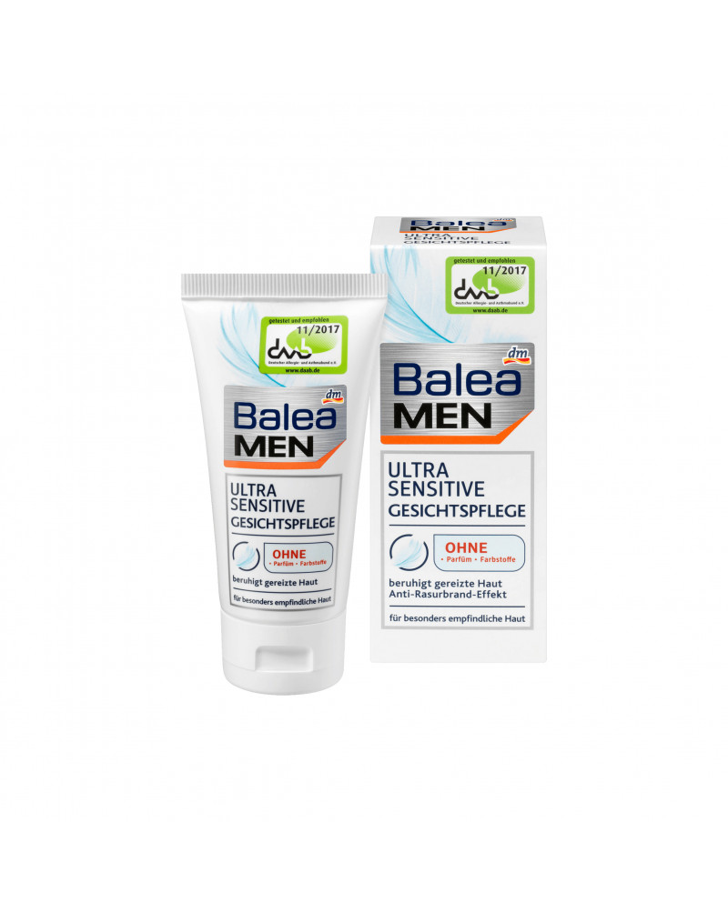 Ultra Sensitive Gesichtspflege Крем для лица с маслом авокадо и активным ингредиентом Defensil Plus для очень чувствительной кожи, 75 мл