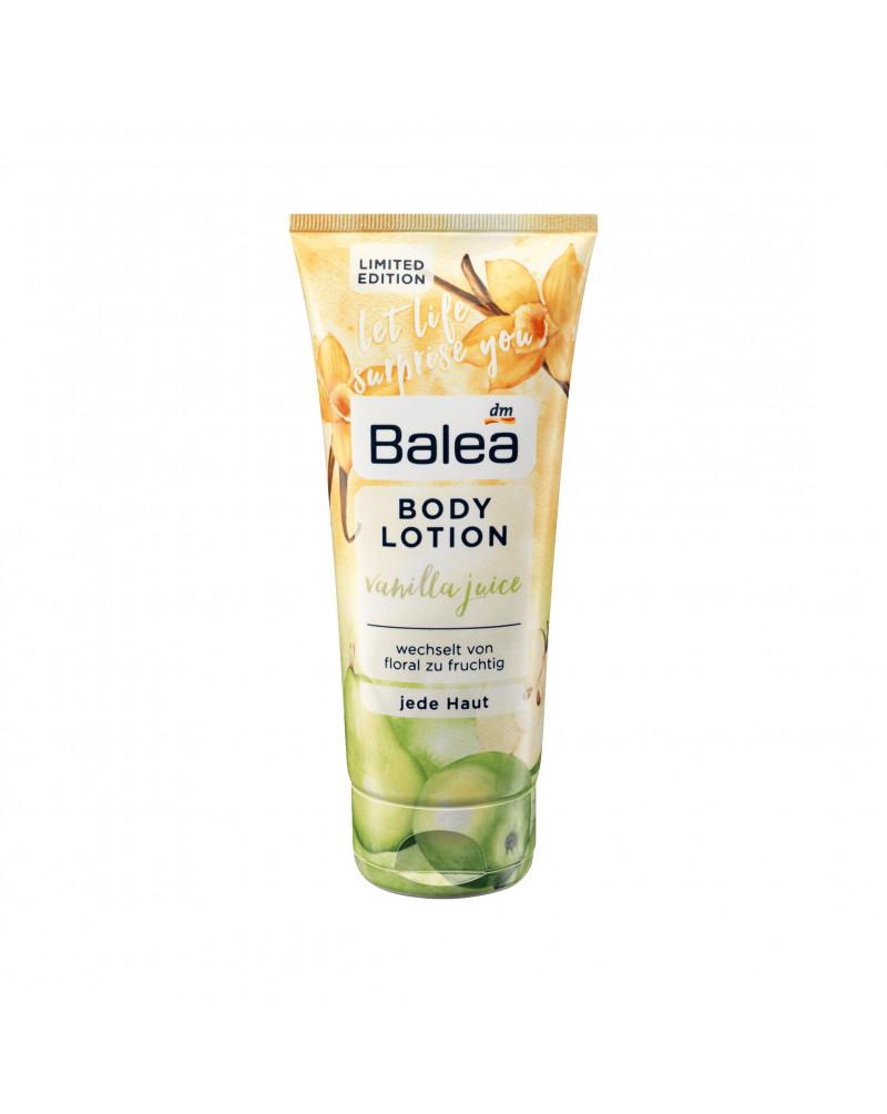 Bodylotion Duftwechsel Vanilla Juice Лосьон для тела с маслом подсолнечника и ароматом ванили и яблока, 200 мл
