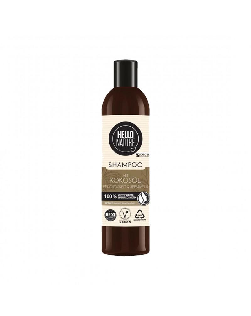 Kokosöl Shampoo Feuchtigkeit & Reparatur Увлажняющий и восстанавливающий шампунь с кокосовым маслом, 300 мл