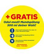 Mundspülung Original Ополаскиватель для полости рта, с цинком, 500 мл