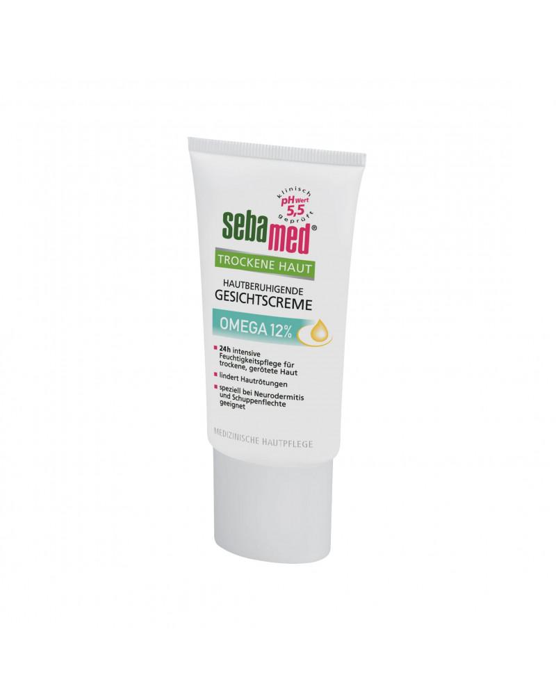 Tagescreme Trockene Haut Omega 12% Дневной крем для сухой кожи с Омега - комплексом 12%, 50 мл.