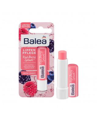 Lippenpflege Red Berry Splash  Бальзам для губ с маслом ши и маслом жожоба, с приятным ягодным ароматом, 1 шт.
