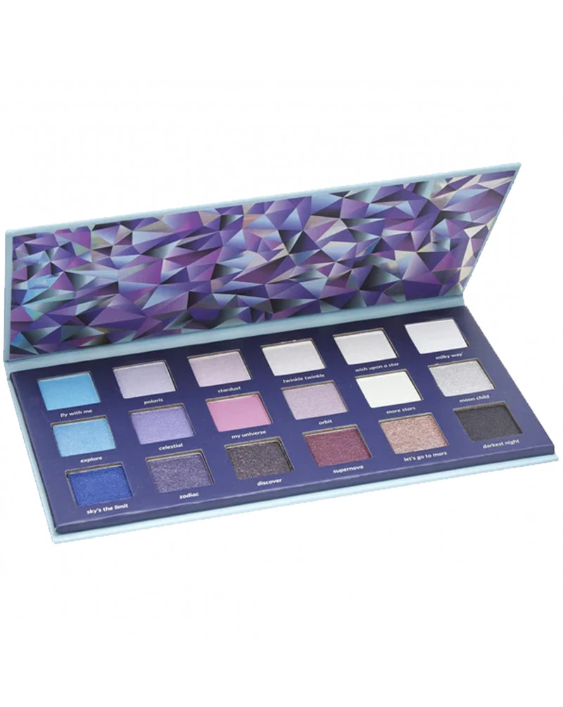 "Eyeshadow Palette 05 out of space Палитра теней ""Out of space"" №05, 1 шт"