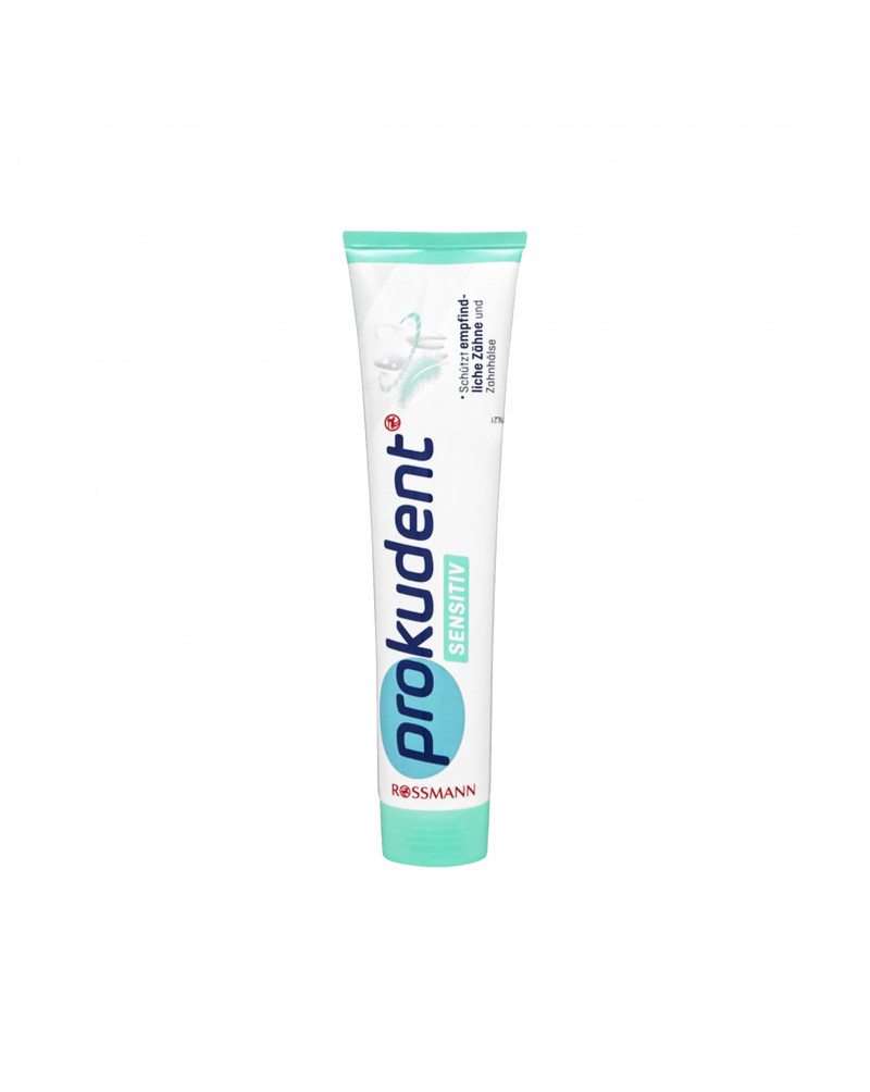 Zahncreme sensitiv Зубная паста для чувствительных зубов, 125 мл