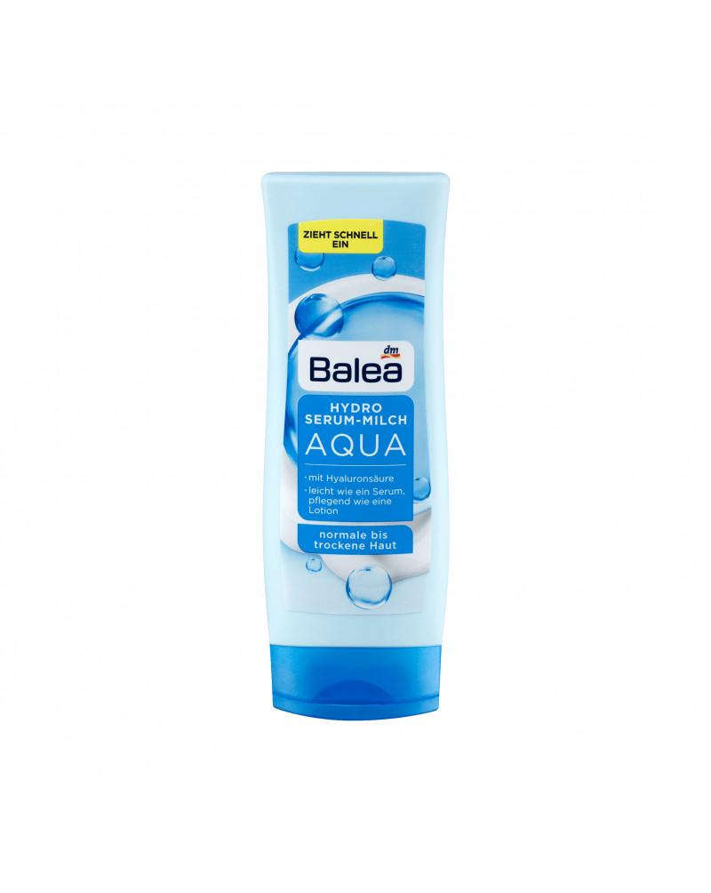 Hydro Serum Milch Aqua Сыворотка для тела с гиалуроновой кислотой и водой опунции, 200 мл