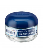 Nachtcreme Beauty Effect Крем ночной с дуо-гиалуроновой кислотой, с маслом моринги и витамином E, 50 мл