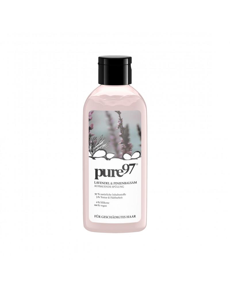 Spülung Lavendel & Pinienbalsam Бальзам для поврежденных волос с лавандовым и сосновым бальзамом, 200 мл