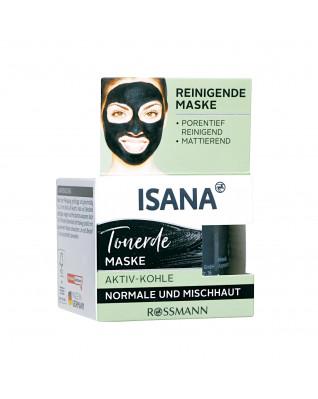 Tonerde Maske Маска для глубокого очищения пор,с активированным углем,50 мл