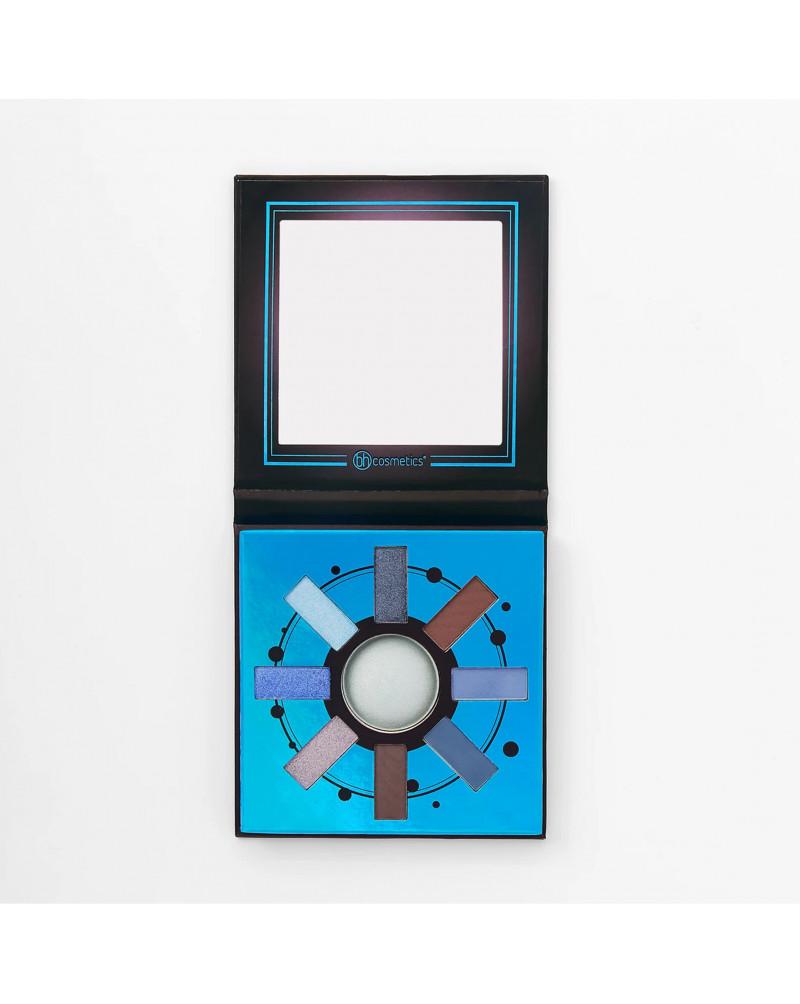 "Lidschattenpalette Mini Zodiac Aquarius Палитра теней ""Зодиак Водолей"", 1 шт"