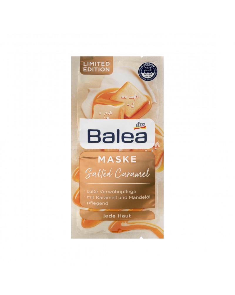 Maske Salted Caramel Маска для лица с карамелью, морской солью и миндальным маслом, 16 мл.