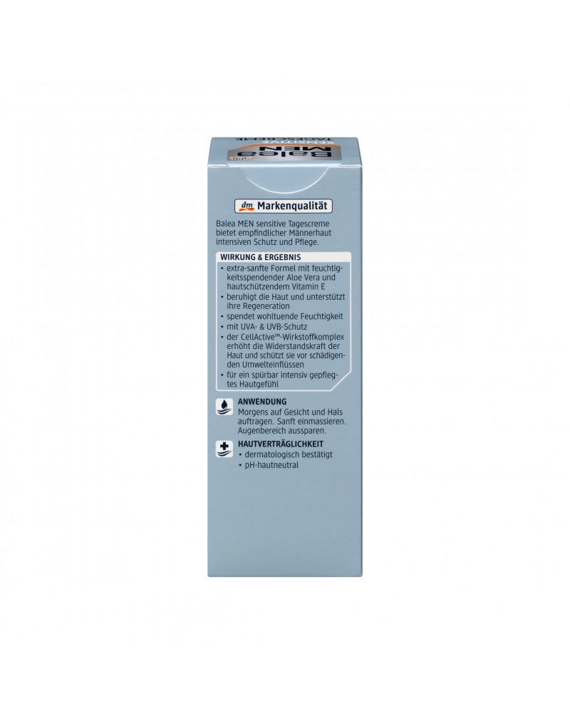 Tagespflege sensitive Дневной уход для чувствительной кожи лица с экстрактом алоэ вера, 75 мл