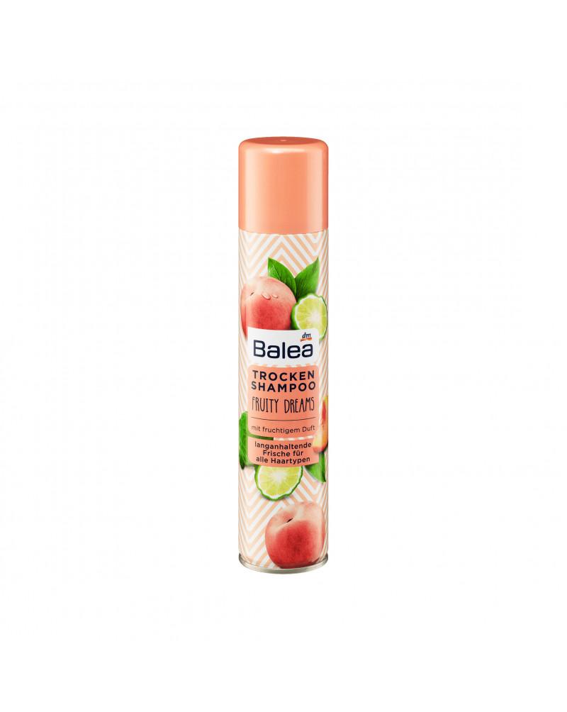 Trockenshampoo Fruity Dreams Сухой шампунь для волос с фруктовым ароматом, 200 мл