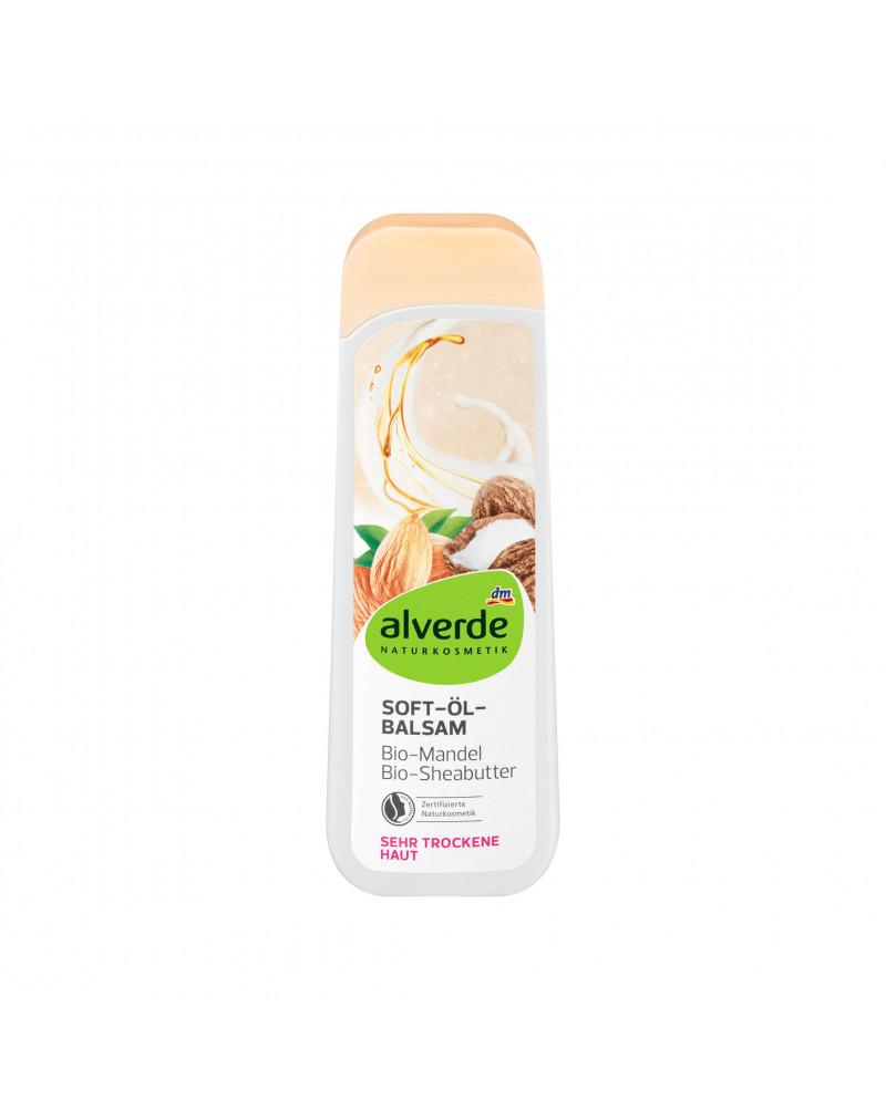 Körperlotion Soft-Öl-Balsam Bio-Mandel Bio-Sheabutter Лосьон для тела с миндальным маслом и маслом ши, 250 мл