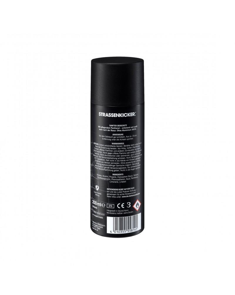 Deo Spray Deodorant Zehner Дезодорант-антиперспирант Zehner с пантенолом, 200 мл