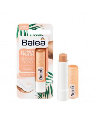 Lippenpflege Creamy Coco  Бальзам для губ с маслом ши и легким кокосовым ароматом, 4,8 гр