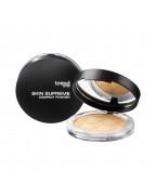Gesichtspuder Skin Supreme Compact Powder 050 Компактная матирующая пудра для лица с маслом подсолнечника, №050, 9г